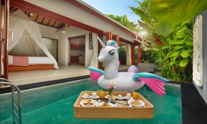 Bali Honeymoon Package