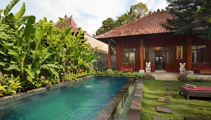 Cocoa Ubud Private Villas