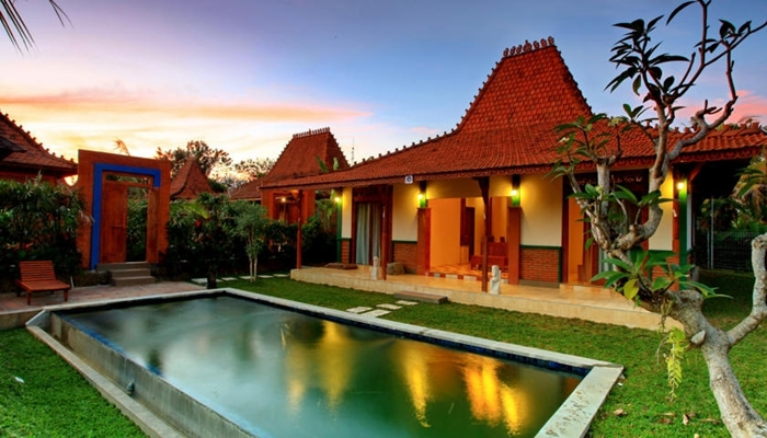 VILLA PRIVATE POOL UBUD BALI