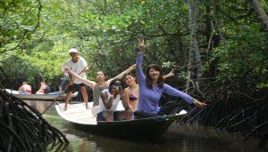 Tour Mangrove Nusa lembongan