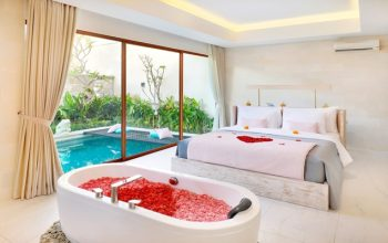 Honeymoon Bali Private Pool Villa