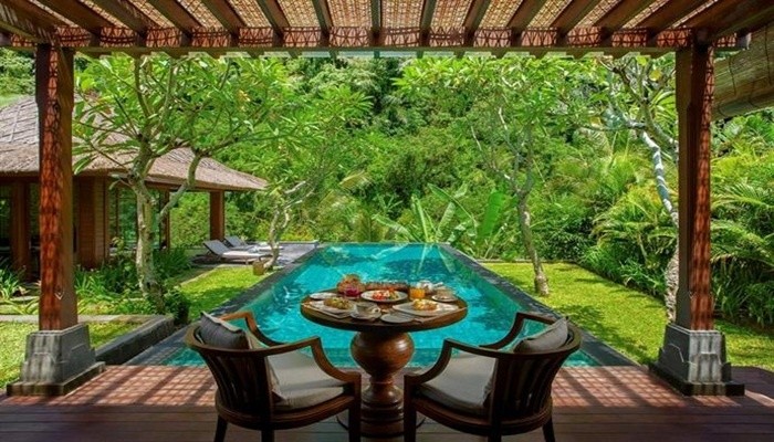 Villla Mewah di Bali untuk honeymoon