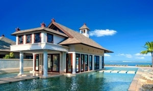 Villa mewah di Bali untuk honeymoon