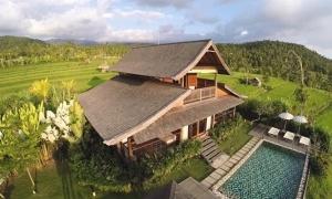 Villa private pool di Munduk